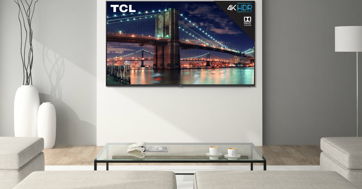 Drool Over Samsung S The Wall But Buy The Tcl 6 Series