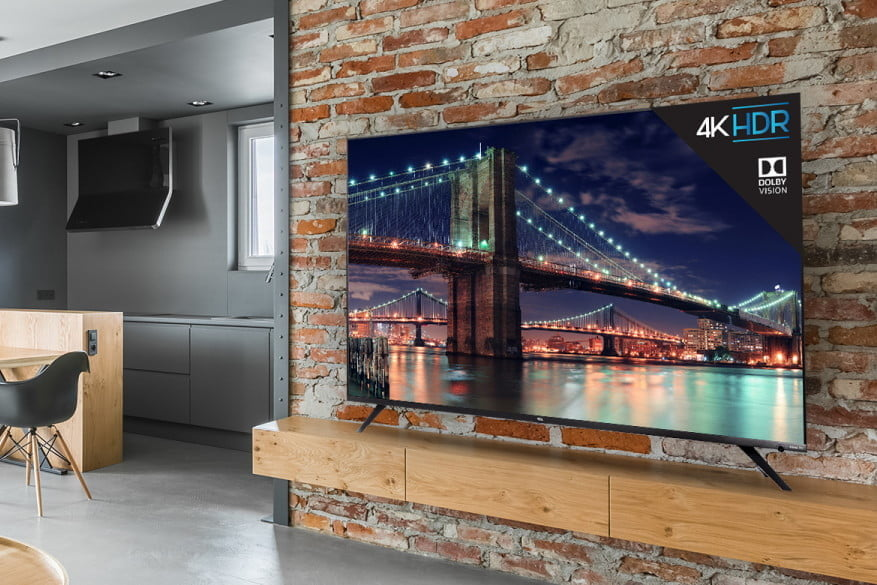 TCL 6-Series Roku TV