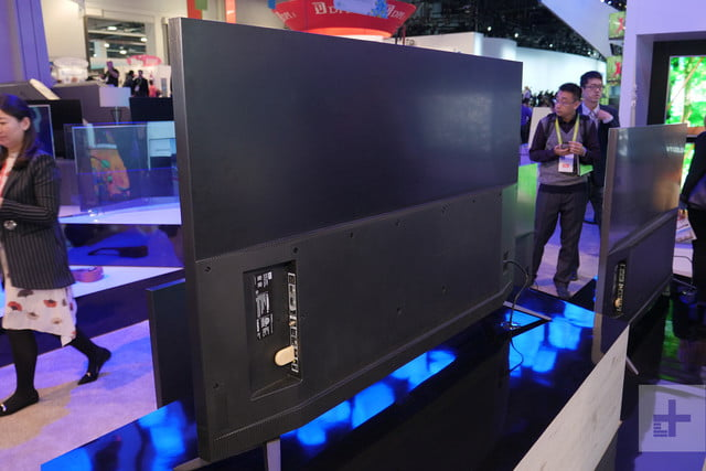 tcl 6 series 4k hdr led tv first look sleeper hit of 2018 ces2018 4