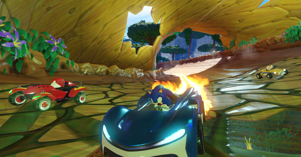'Team Sonic Racing' is Coming This Winter, Will Include ...