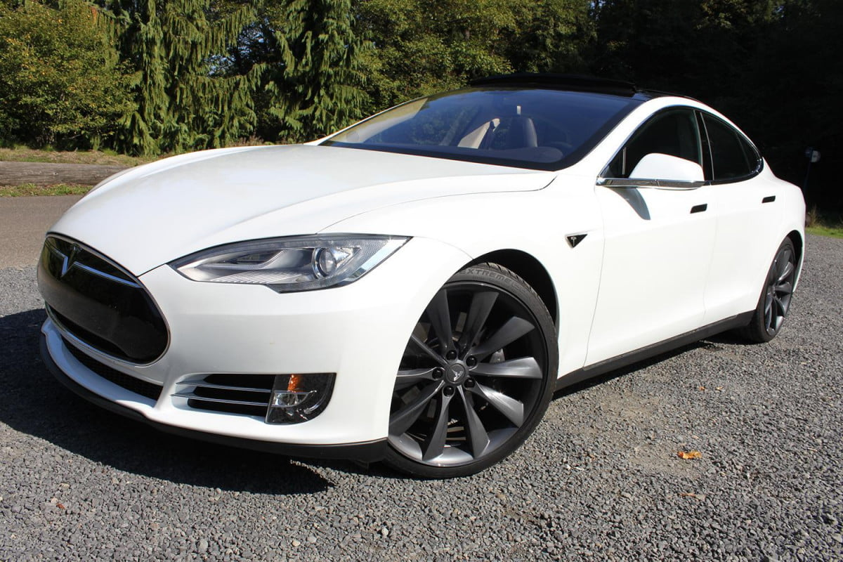 automotive revolutions 100 years apart how the past predicts future of driving tesla model s front left angle