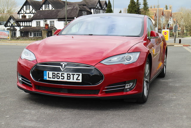 abnormally normal driving the tesla model s p90d 1387