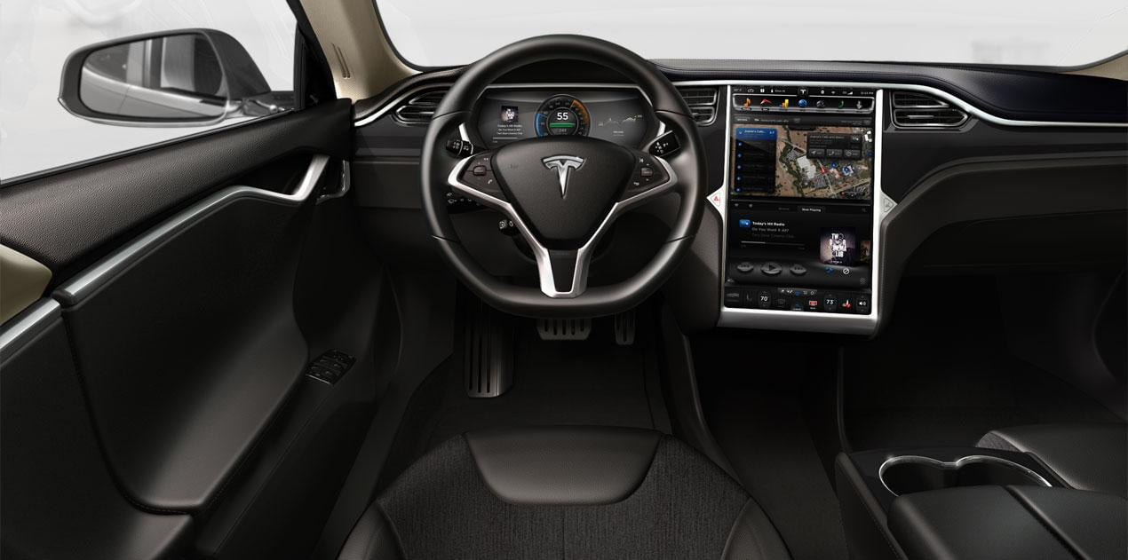 why i m not buying a tesla s after living with one for a weekend digital trends. Black Bedroom Furniture Sets. Home Design Ideas