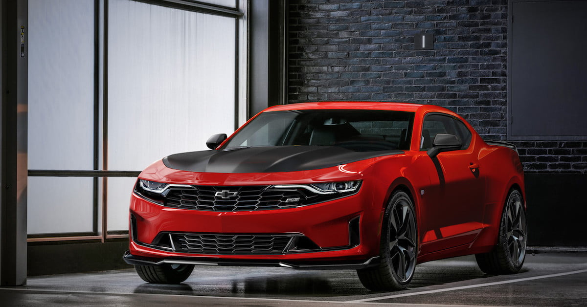 2019 Chevrolet Camaro Debuts With Restyled Face, More Tech | Digital Trends