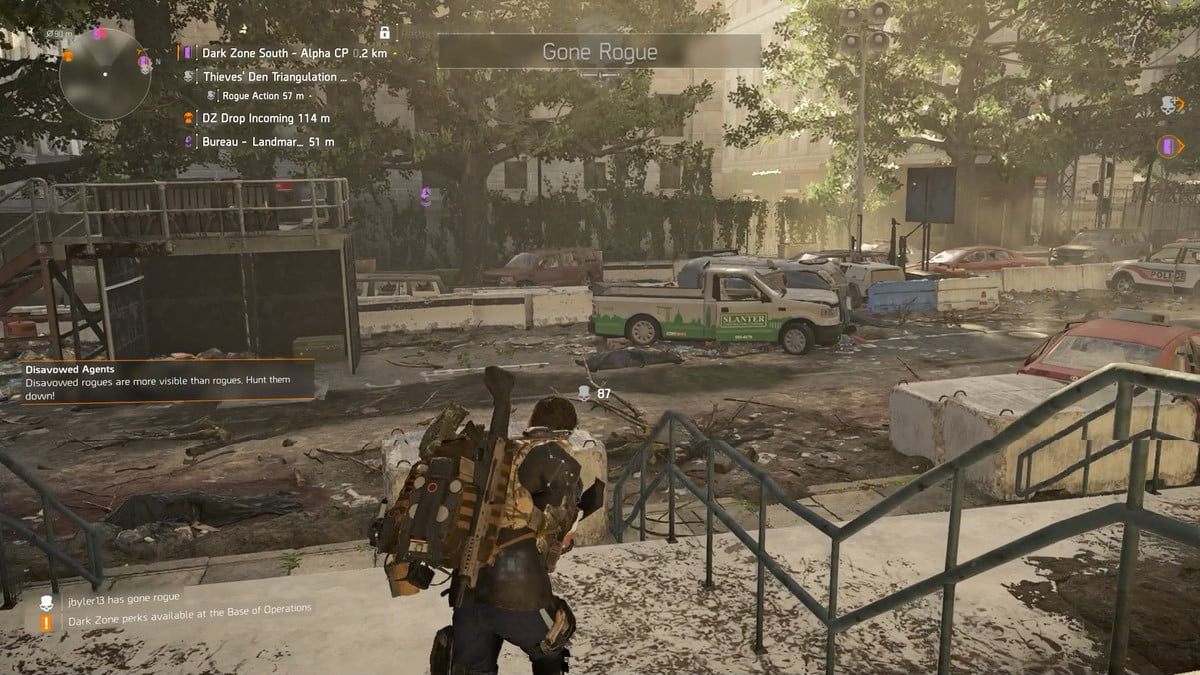The Division 2 Dark Zone Guide