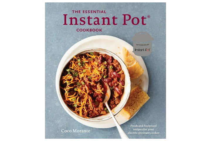 best instant pot recipe books the essential cookbook dt