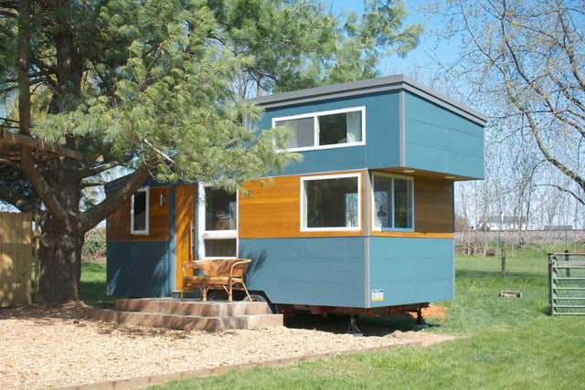 Best Tiny Homes On Wheels The Genesis Liberation