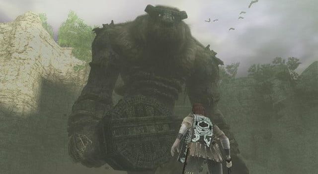 the ico shadow of colossus collection 3
