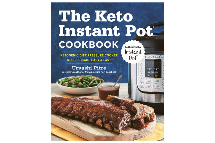 best instant pot recipe books the keto cookbook dt