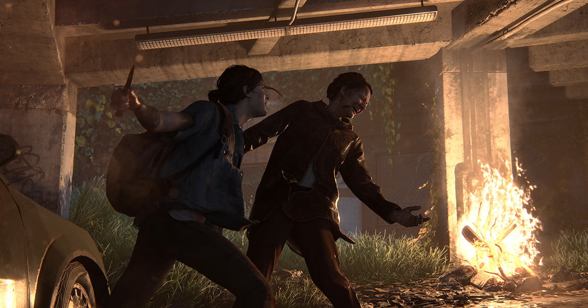 If You Caught The Demo Video For Naughty Dogs The Last Of Us Part  During Sonys Press Conference At E  You Might Have Thought What Some Of Us On