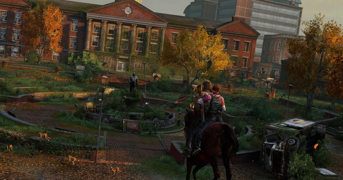 Image result for the last of us remastered ps4 screenshots winter
