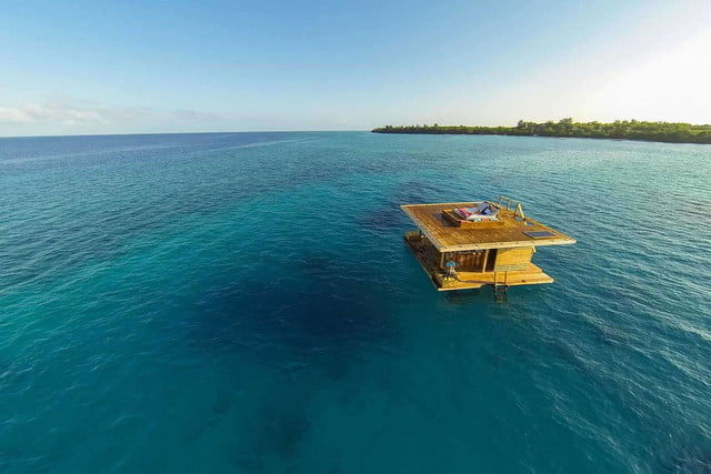 retreat from society and relax in these idyllic cabins around the world manta resort 6