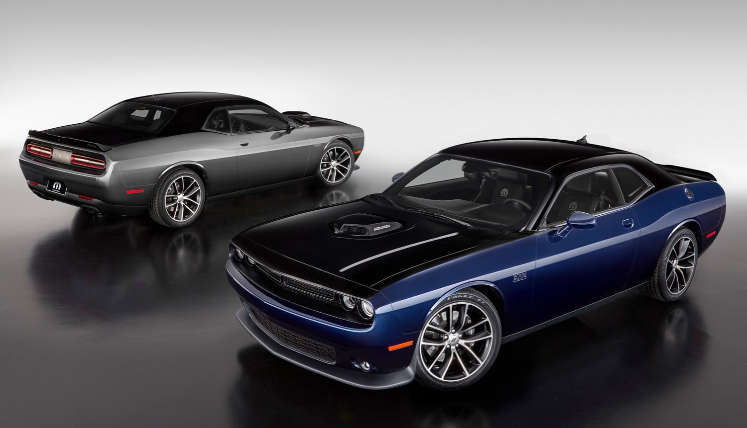 Dodge marks Mopar parts brand\'s 80th year with special-edition ...