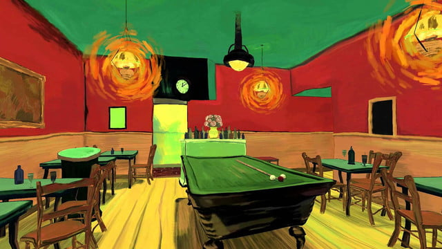 jack in and freak out the weirdest oculus rift software so far night cafe  an immersive tribute to vincent van gogh
