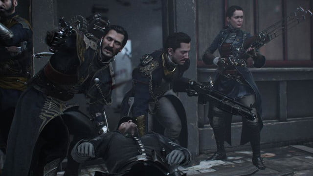 the order 1886 screenshot 023