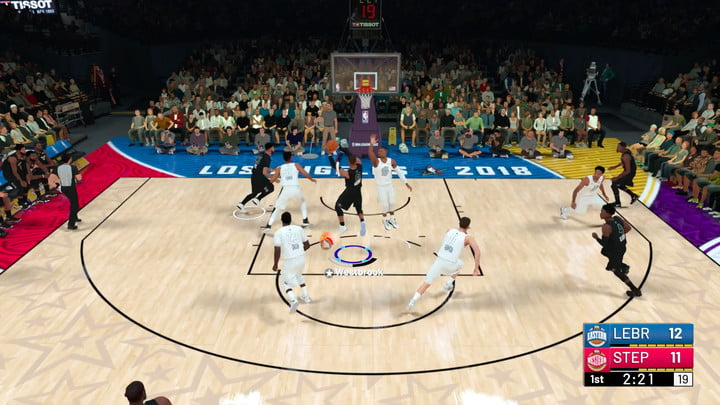 NBA 2K19' Tips and Tricks for Piling Up Points on Offense | Digital