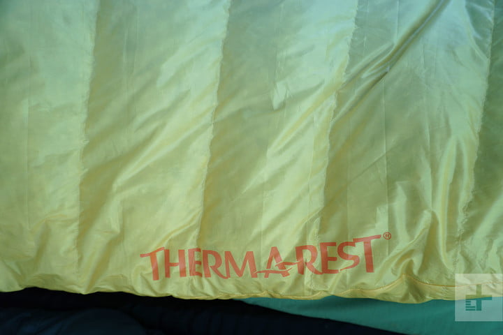 therm a rest parsec 20 hands on review 8