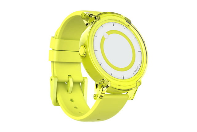 Ticwatch express yellow