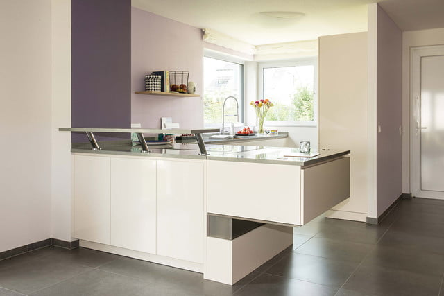 tielsa makes height adjustable counters for kitchens mira