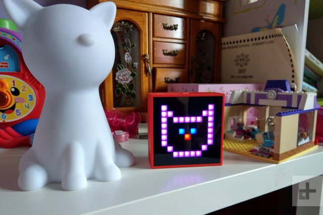 Divoom Timebox Mini cat