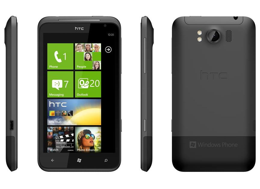 HTC announces two new Windows Phone 7 devices the Titan ...