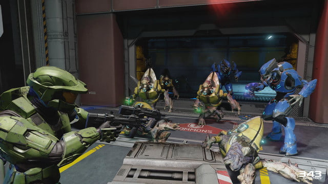 TMCC Halo 2 Anniversary multiplayer screenshot 1
