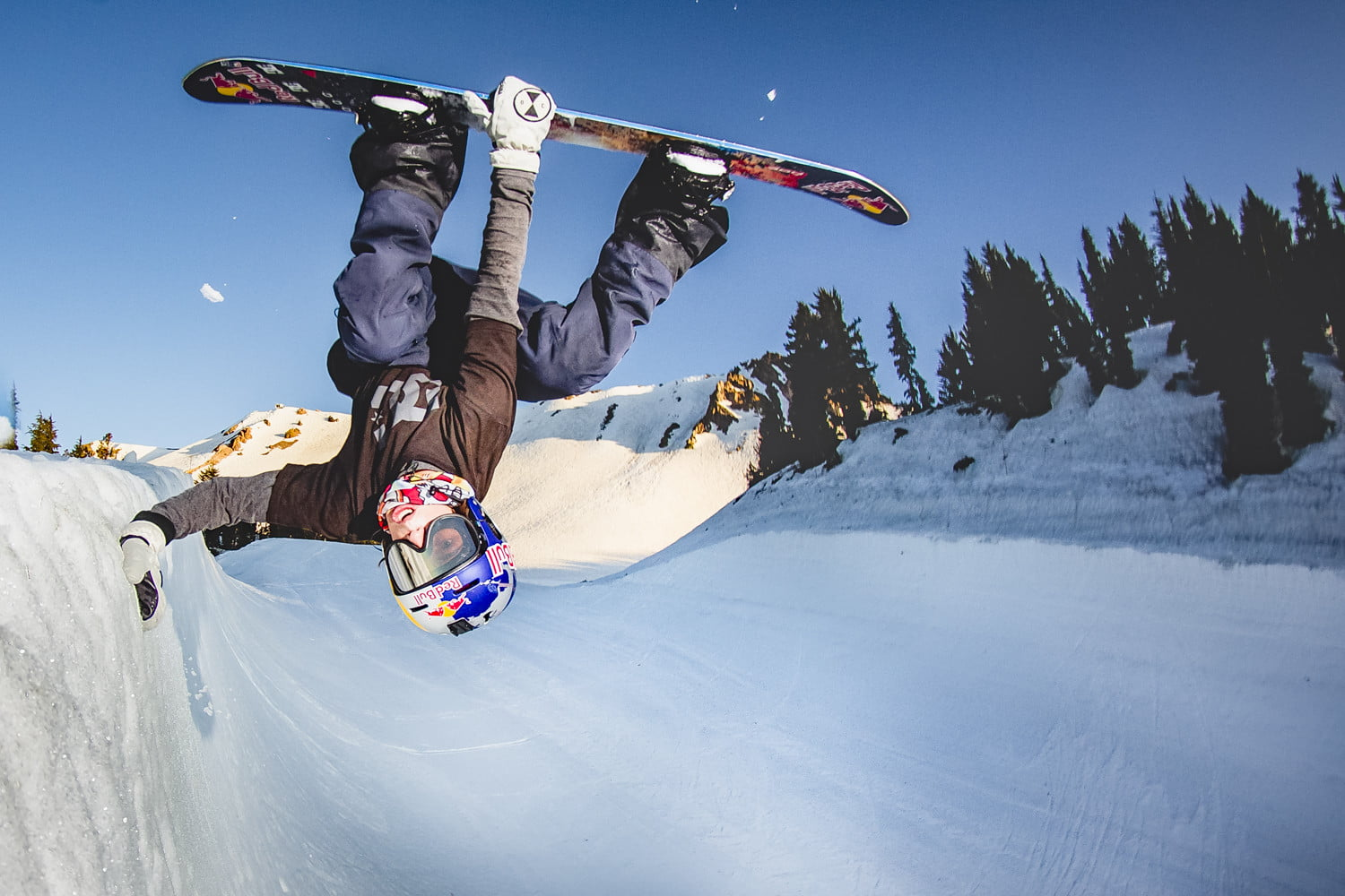 Toby Miller On Being Shaun White S Protege And