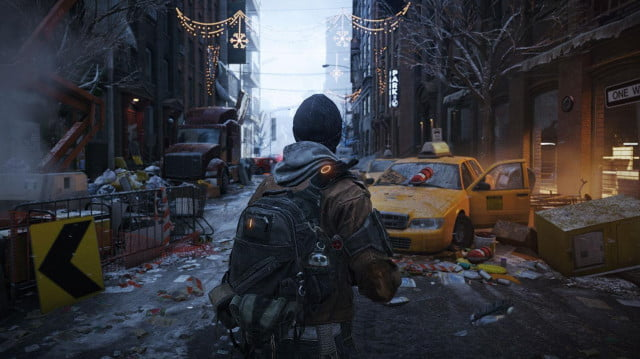 ubisoft at e3 tom clancy s the division