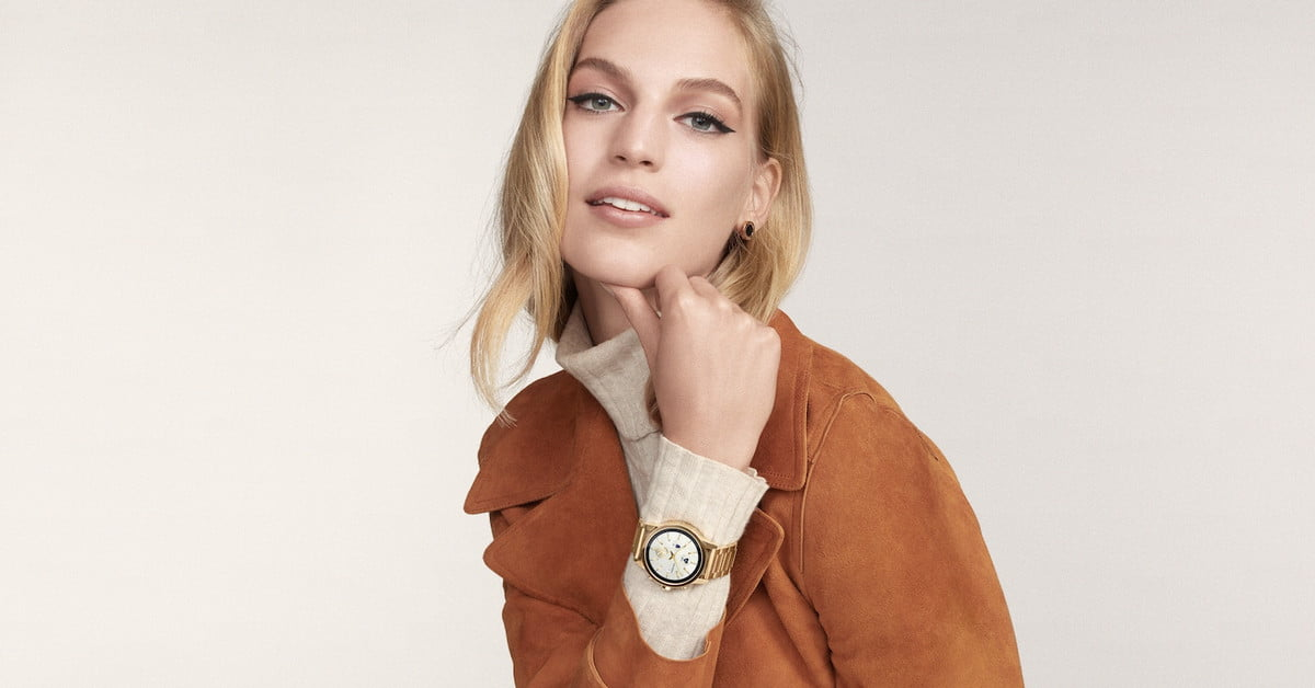 QnA VBage Tory Burch branches out into Wear OS smartwatches with the $395 Gigi