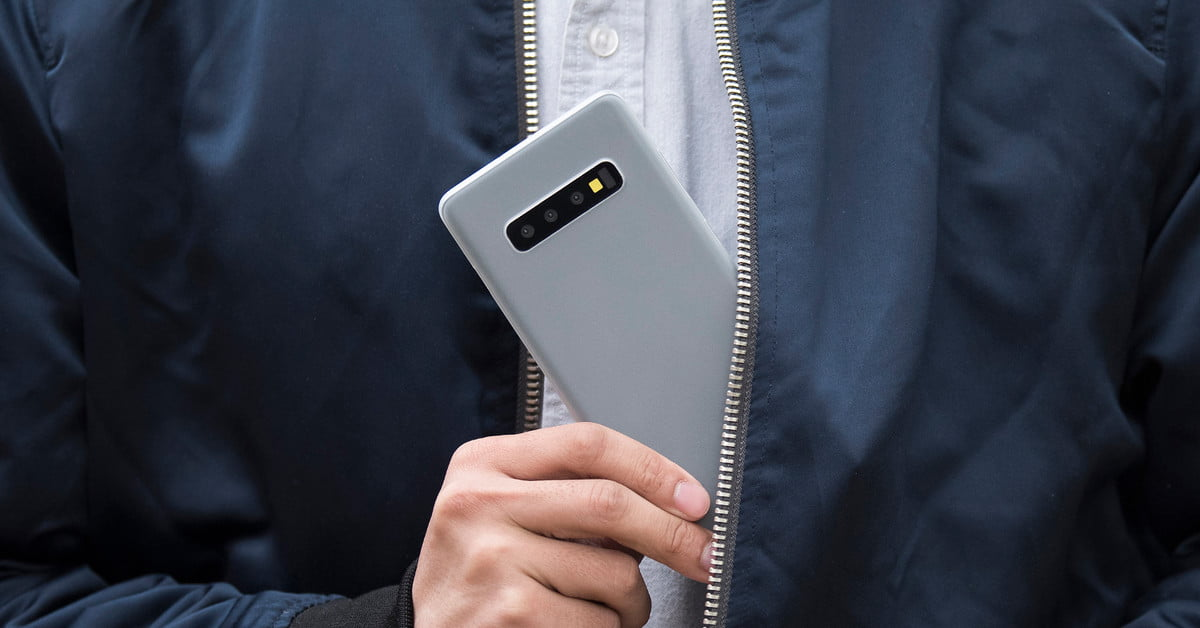 694de8768e9 The Best Samsung Galaxy S10 Cases and Covers | Digital Trends