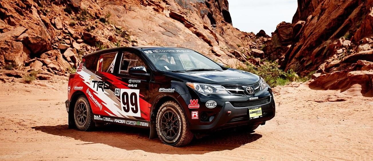 2015 Toyota RAV4 Rally Car | News, Specs, Pictures | Digital Trends