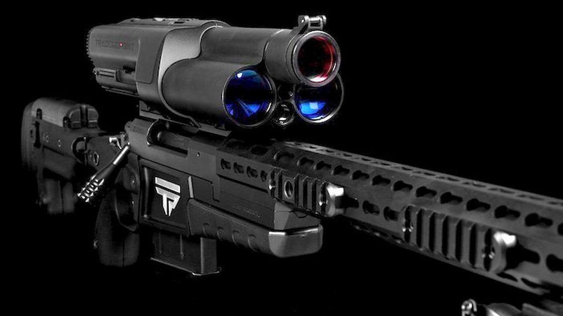 Tracking Devices For Cars Best Buy >> TrackingPoint's high-tech, $27,000 smartgun turns anyone into a sniper | Digital Trends