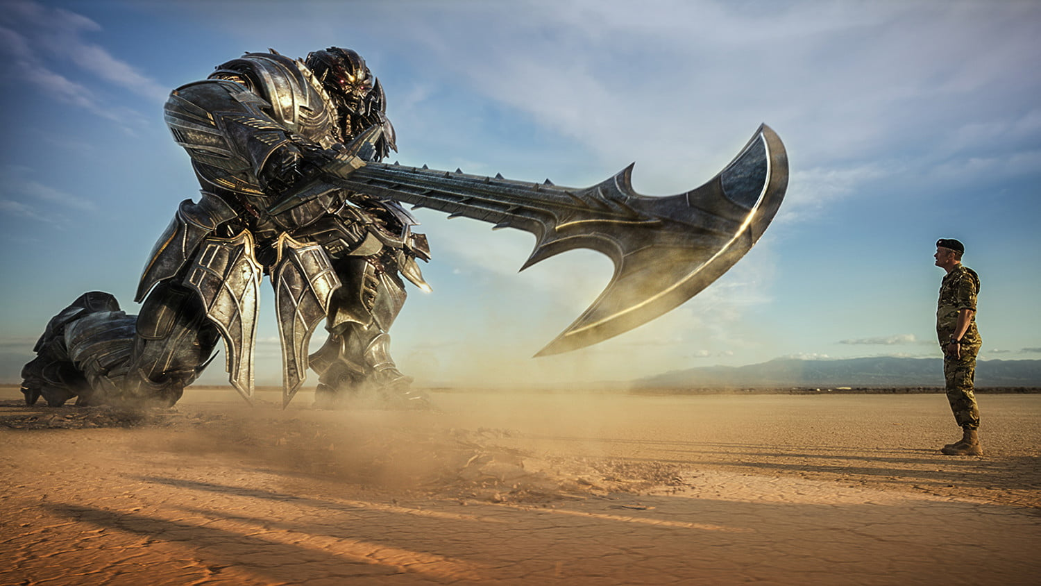 transformers: the last knight' review: a new low for the franchise