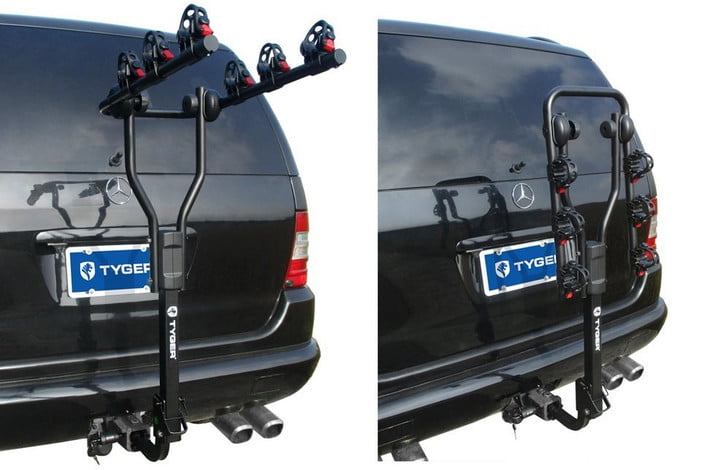 Tyger hitch rack