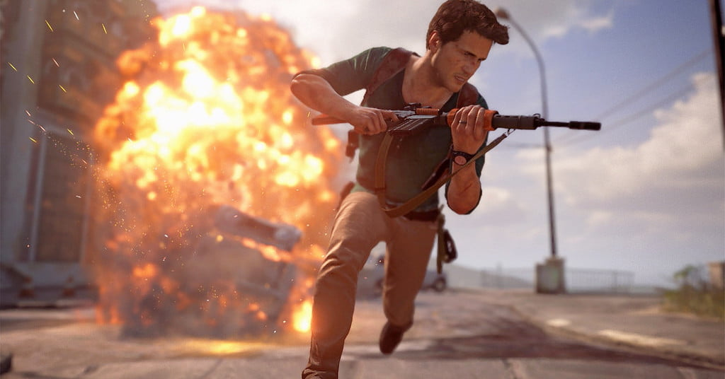 Uncharted developers say Nathan Drake wasn't getting hit by those bullets
