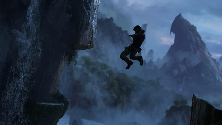 best of e3 2015 uncharted 4 drake leaping
