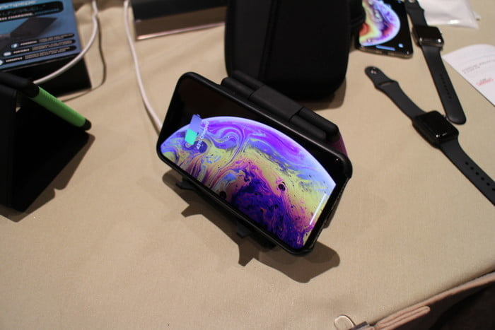 most interesting mobile accessories ces 2019 unravel wireless charging 4