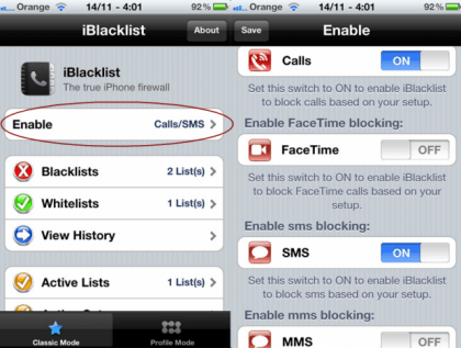 iphone how to block number how to block calls on an iphone digital trends 17657