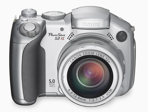 canon powershot s2 is review digital trends rh digitaltrends com Canon T2i Manual Canon 7D Manual