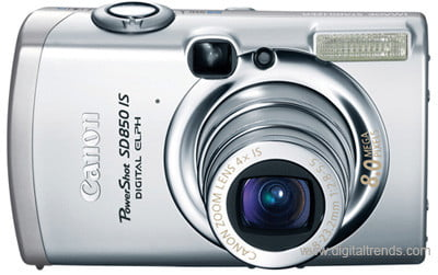 canon powershot sd850 is review digital trends rh digitaltrends com Canon A-1 User Manual in Print Canon Camera User Manual