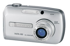 Olympus Stylus 800 Review