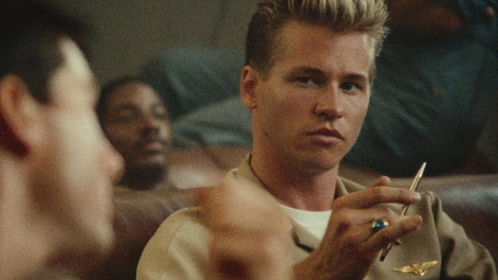 top gun sequel movie news trailer cast rumors val kilmer