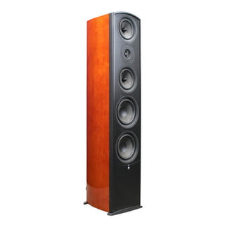 aperion verus ii 2 grand tower speaker press