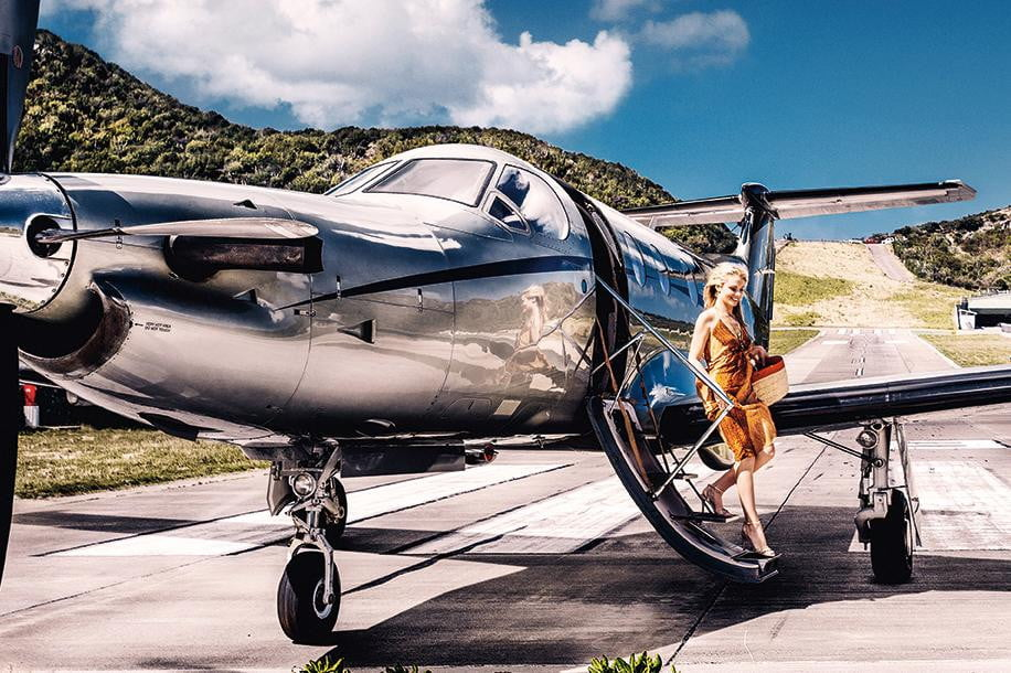 Victor Private Jet Charters Make The Old Way To Book Look