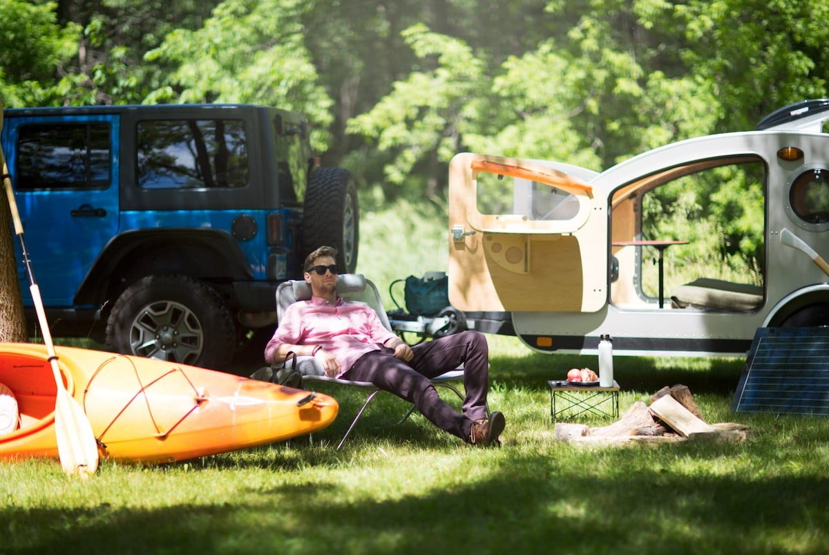Sunflare Adds Efficient Solar Power To Any Recreational Vehicle Motorhome Vehicles And System On Pinterest Digital Trends