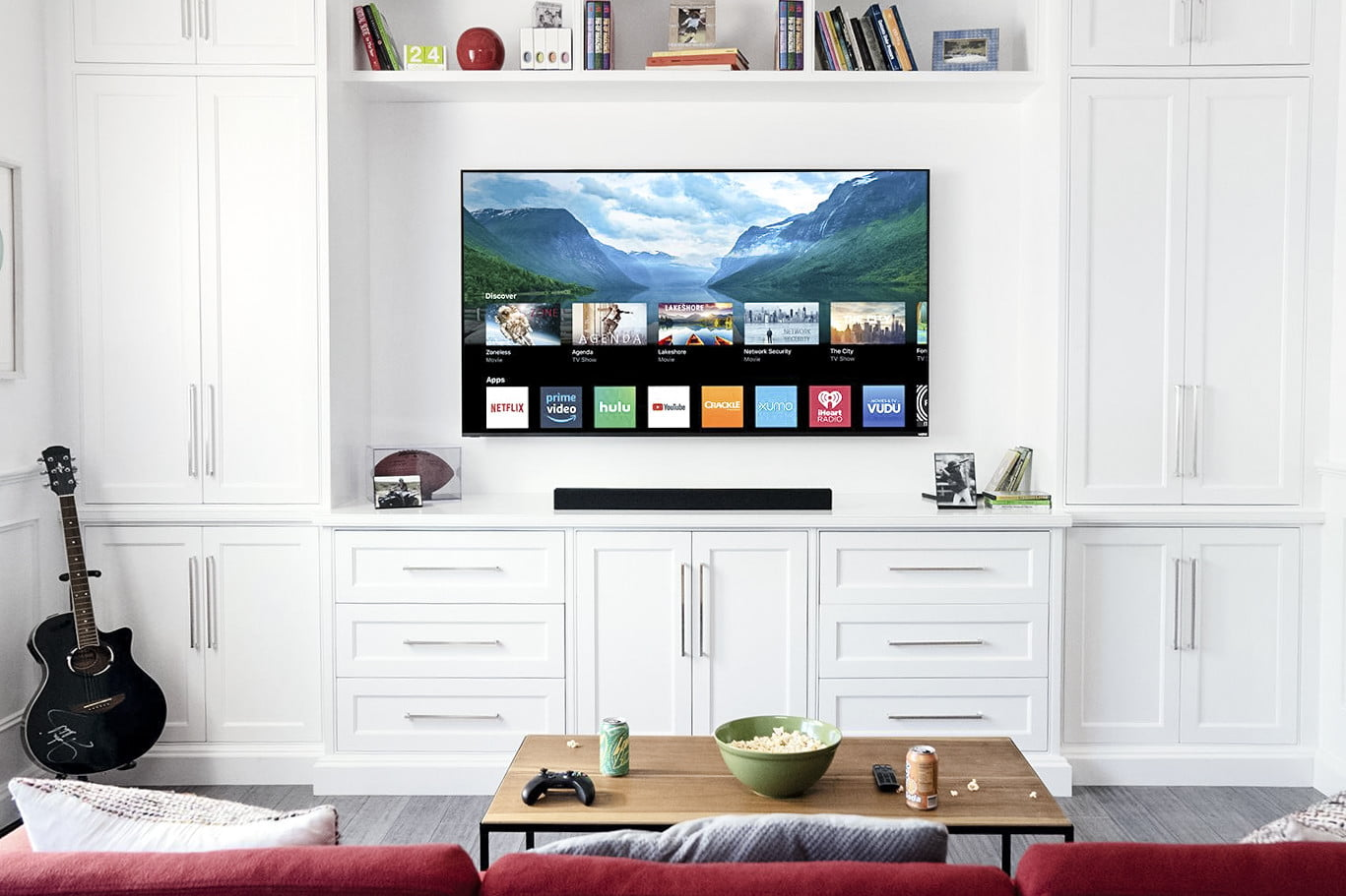 The best tv brands of 2018 digital trends - What size tv to get for living room ...