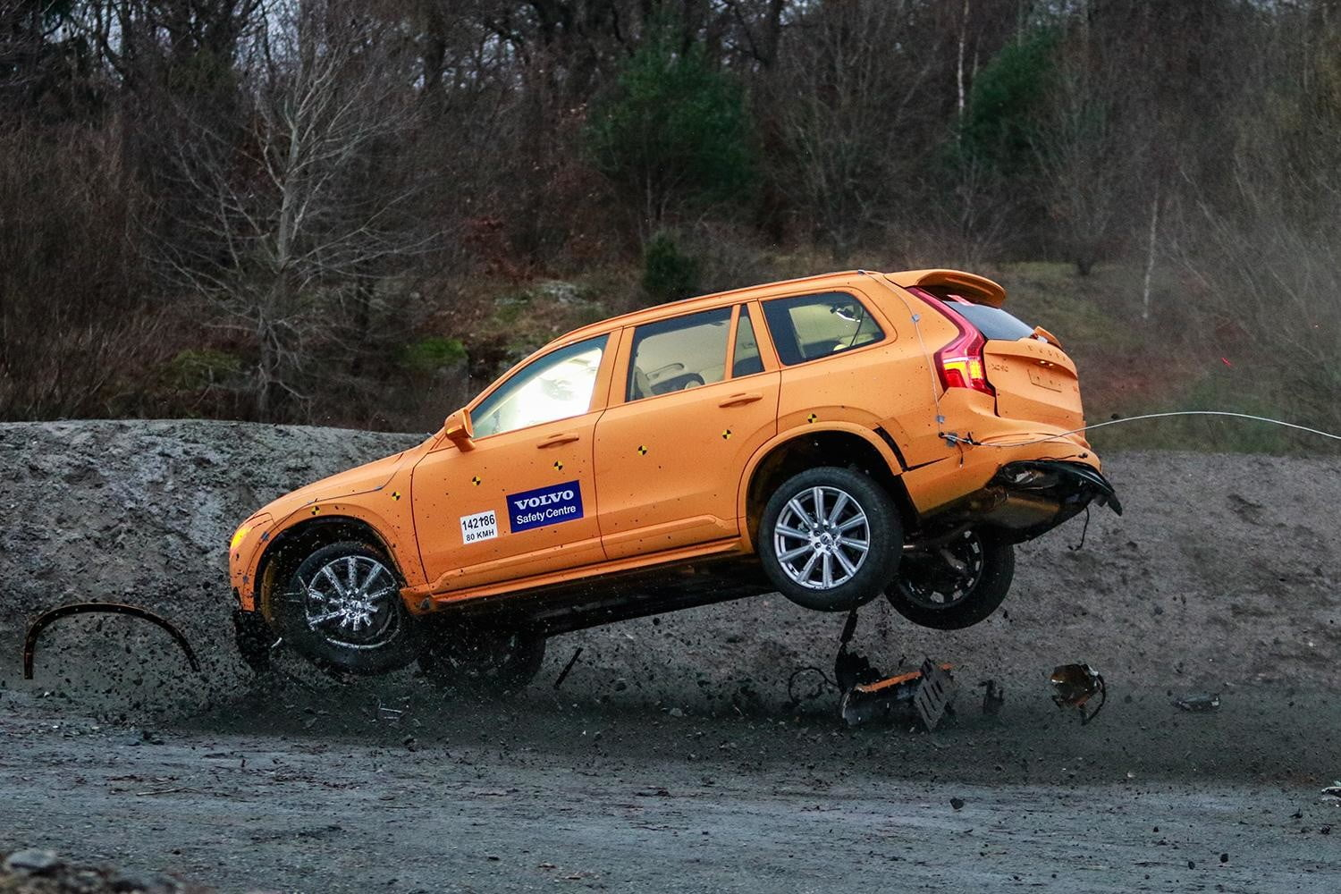 Safest car color accidents - Volvo S Xc90 And The Road To Zero Traffic Fatalities And Injuries By 2020 Digital Trends
