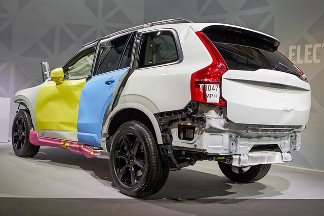 volvo's xc90 and the road to zero traffic fatalities and