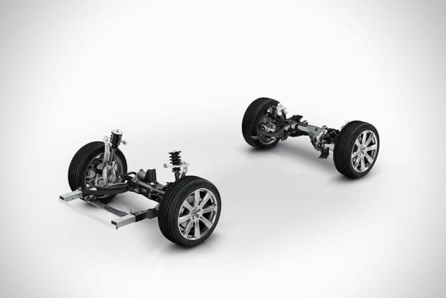 volvo teases new platform pictures xc90 spa 4