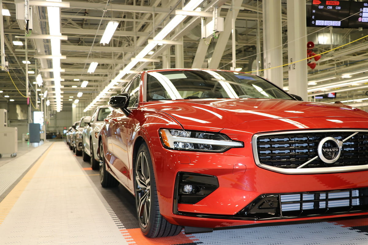 volvo americas ceo anders gustafsson interview s60 america